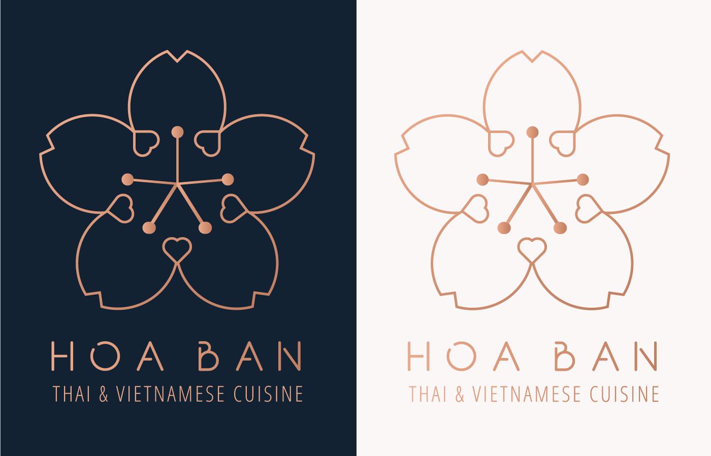 Hoa Ban Logo Digital Shiba